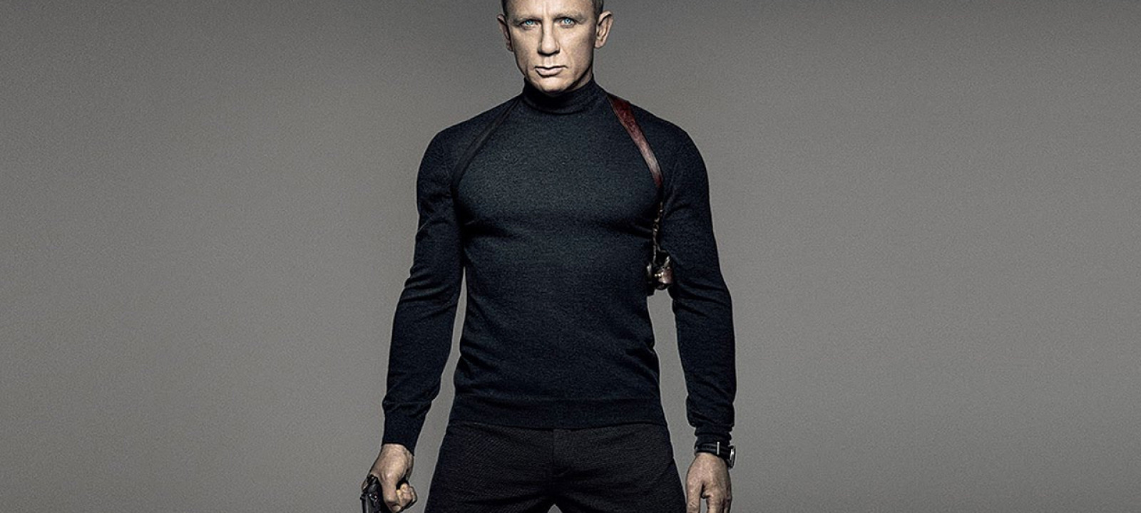 Daniel Craig as James Bond (Pic: MGM/Columbia Pictures)