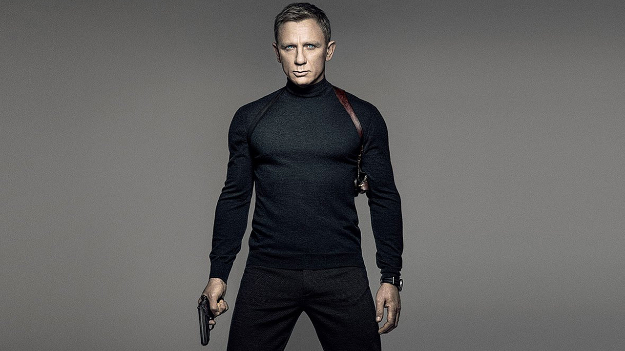 Daniel Craig, officially quite good as James Bond (Pic: MGM/Columbia Pictures)