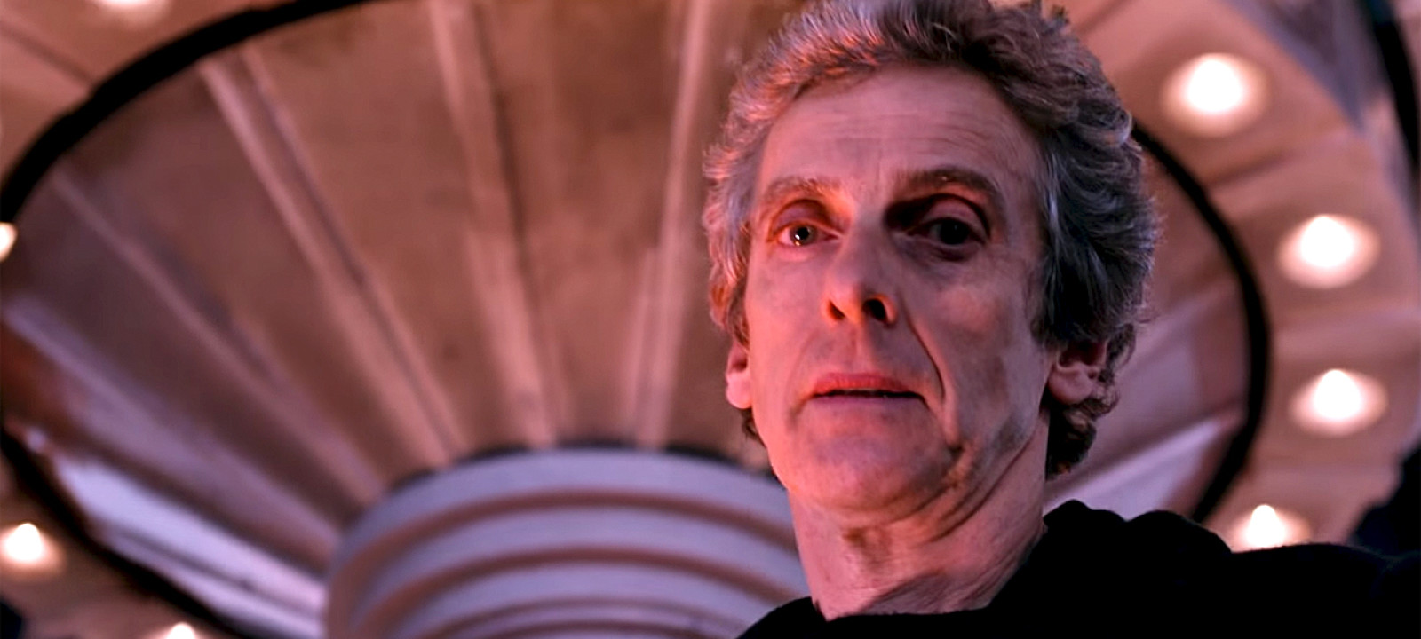 Peter Capaldi in 'Doctor Who' (Pic: BBC)