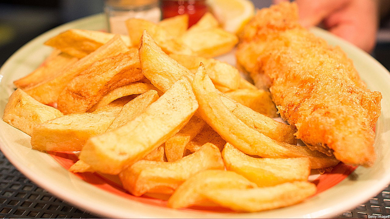 Fish 'n' chips (Pic: Leon Neal/Getty Images)