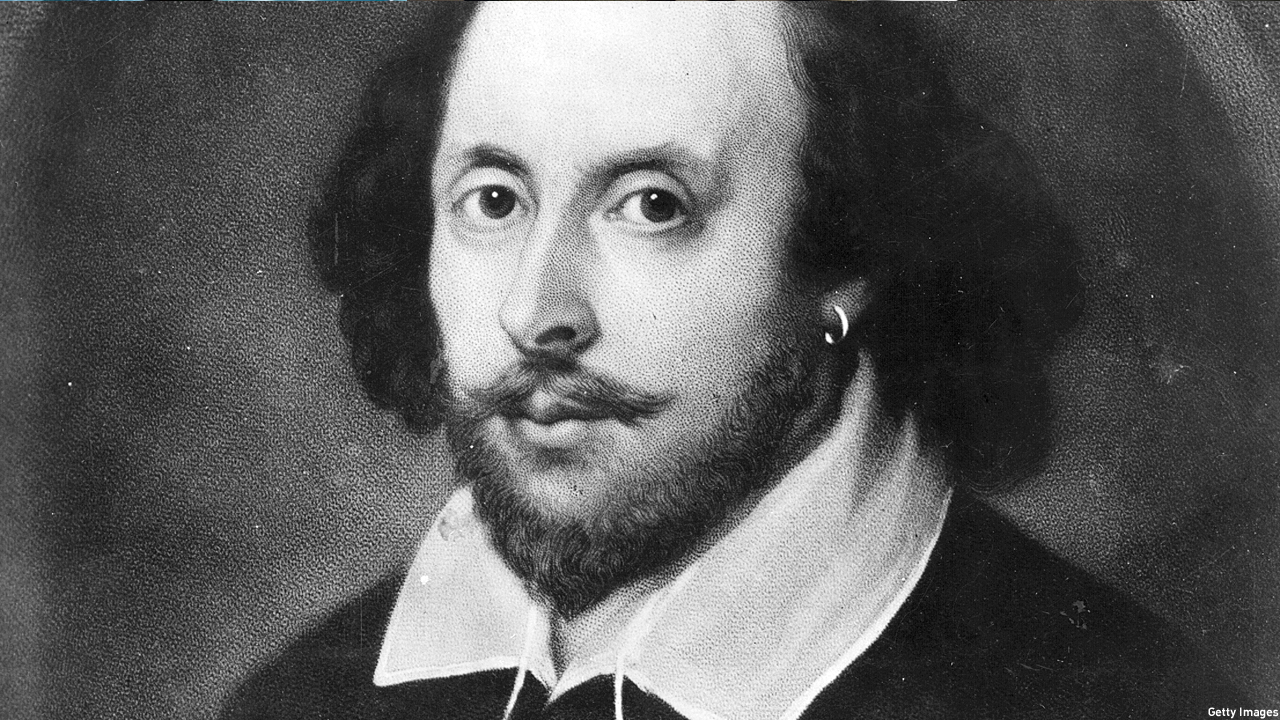 William Shakespeare (Pic: Hulton Archive/Getty Images)