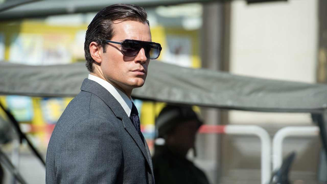 Henry Cavill stars in The Man from U.N.C.L.E. (Warner Bros.)