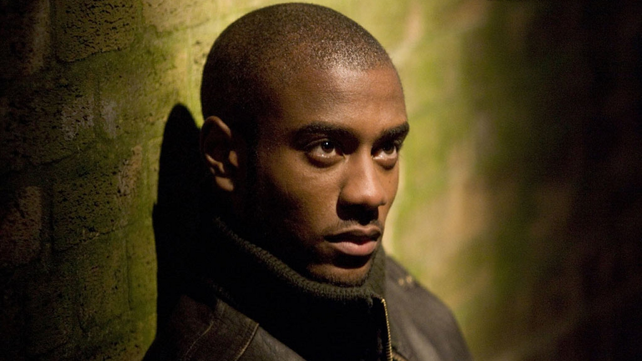 Michael Obiora as Billy Shipton in 'Blink.' (Pic: BBC)