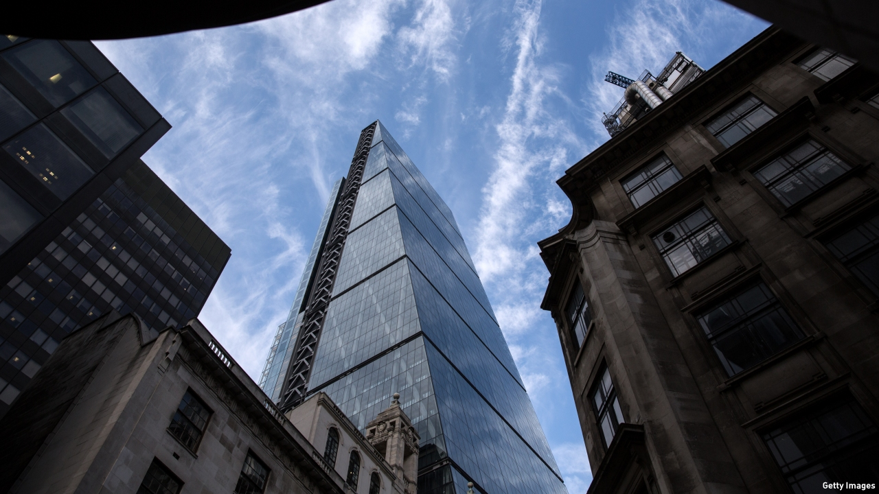 The Leadenhall 'Cheese Grater.' (Pic: Oli Scarff/Getty Images)