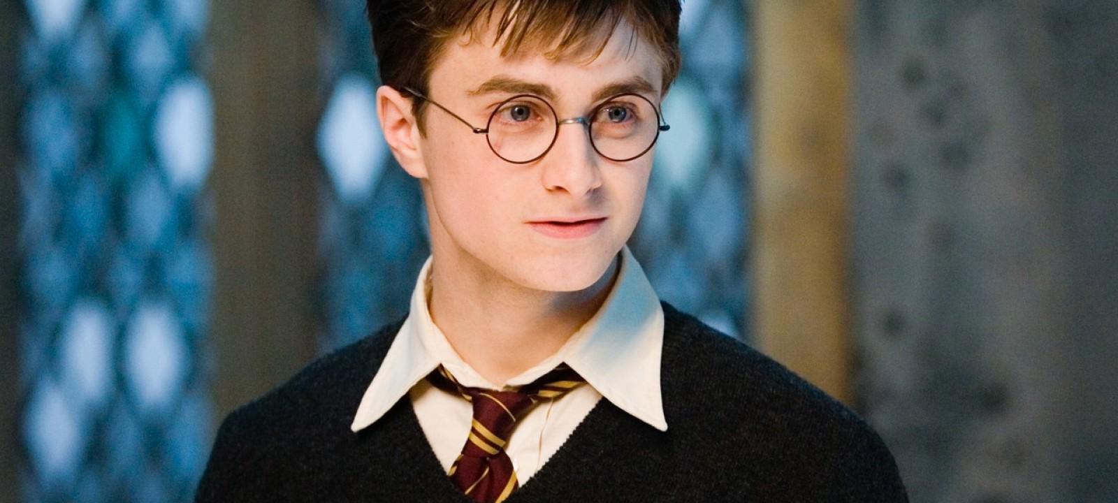 Daniel Radcliffe as Harry Potter (Photo: Warner Bros)