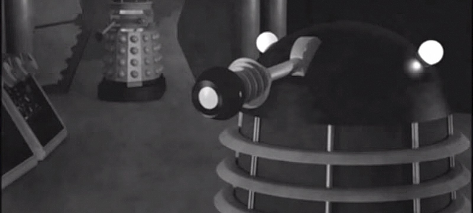 Daleks in 'The Quark Invasion of Earth' (Photo: Andrew Norton/YouTube)