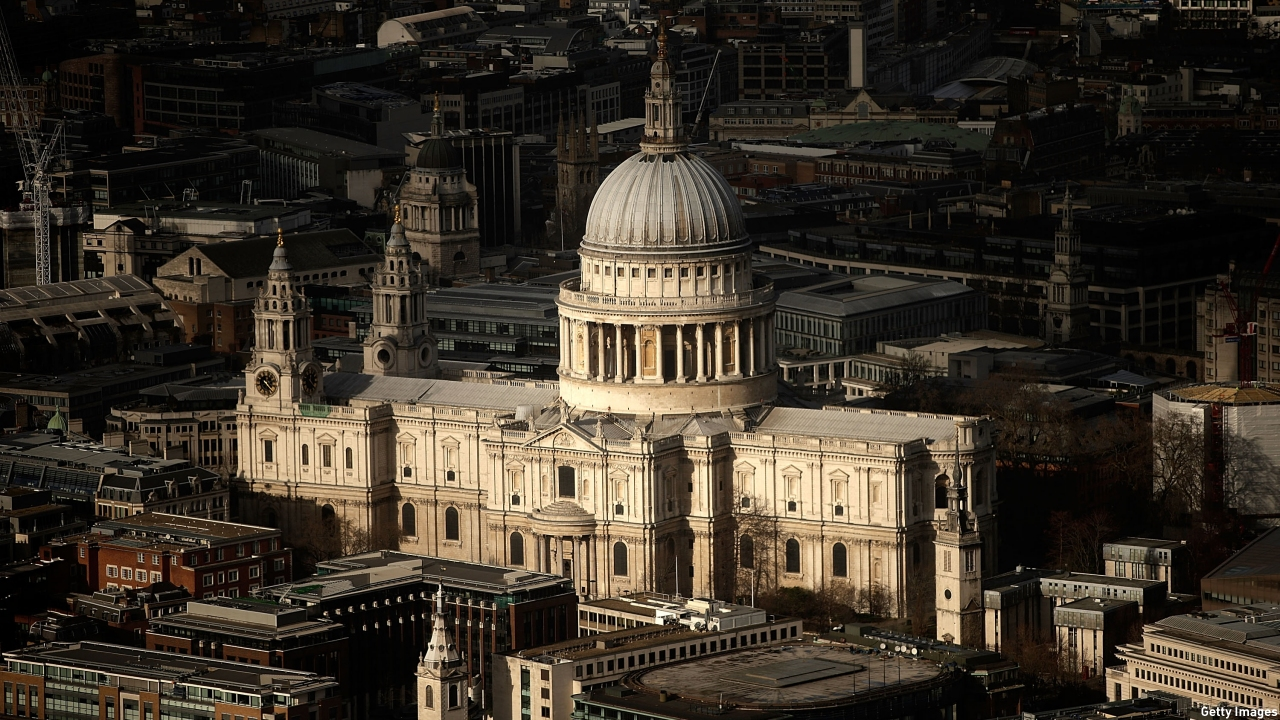 St. Paul's Cathedral. (Pic: Matthew Lloyd/Getty Images)