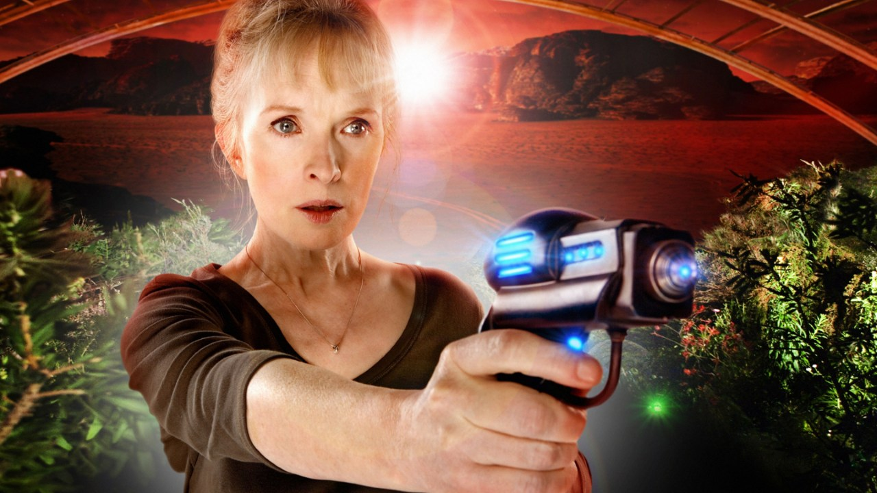 Captain Adelaide Brooke (Lindsay Duncan). (Pic: BBC)