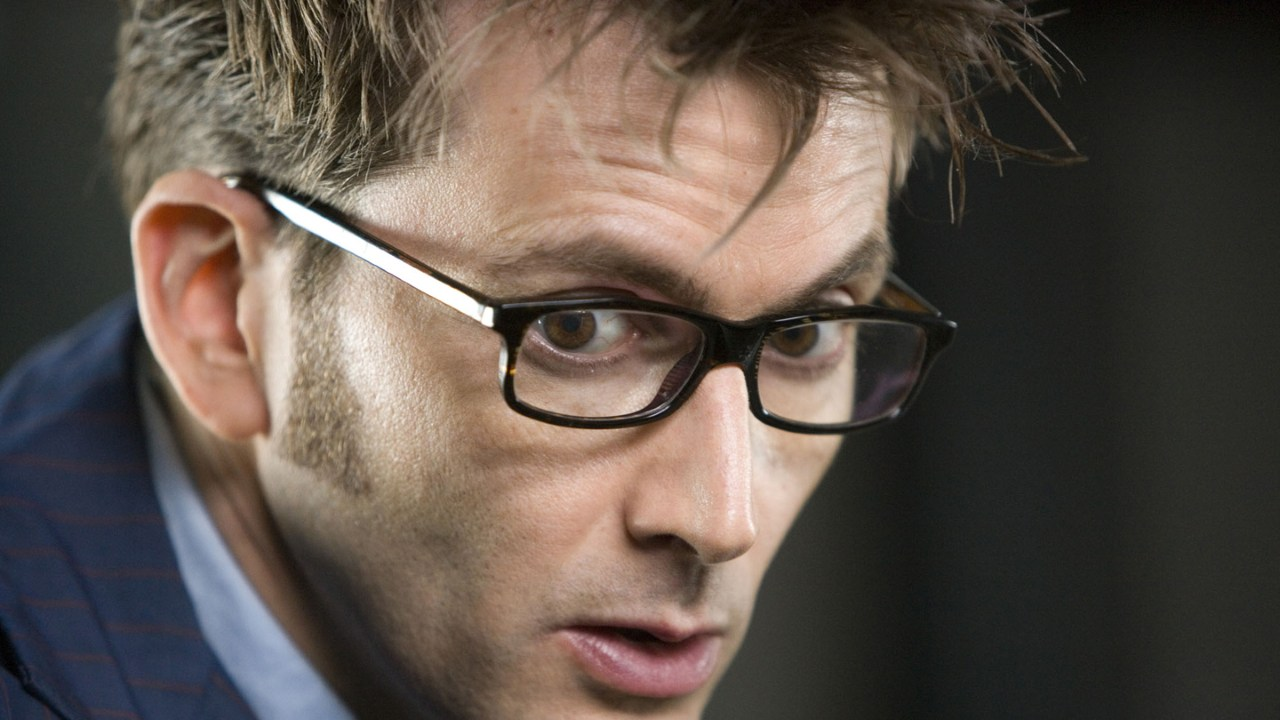 The Tenth Doctor in 'The Waters of Mars.' (Pic: BBC)