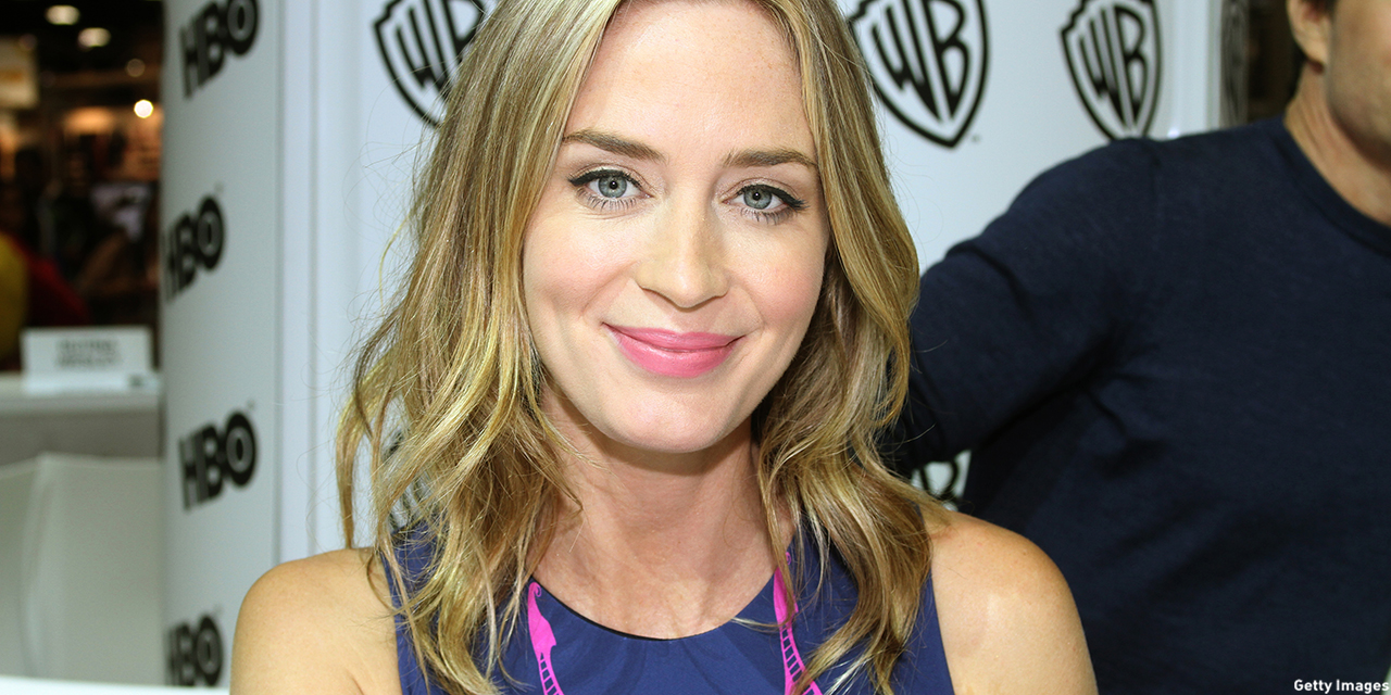 Emily Blunt became a U.S. citizen in August 2015. (Photo: Will Corpus/WBTV via Getty Images)
