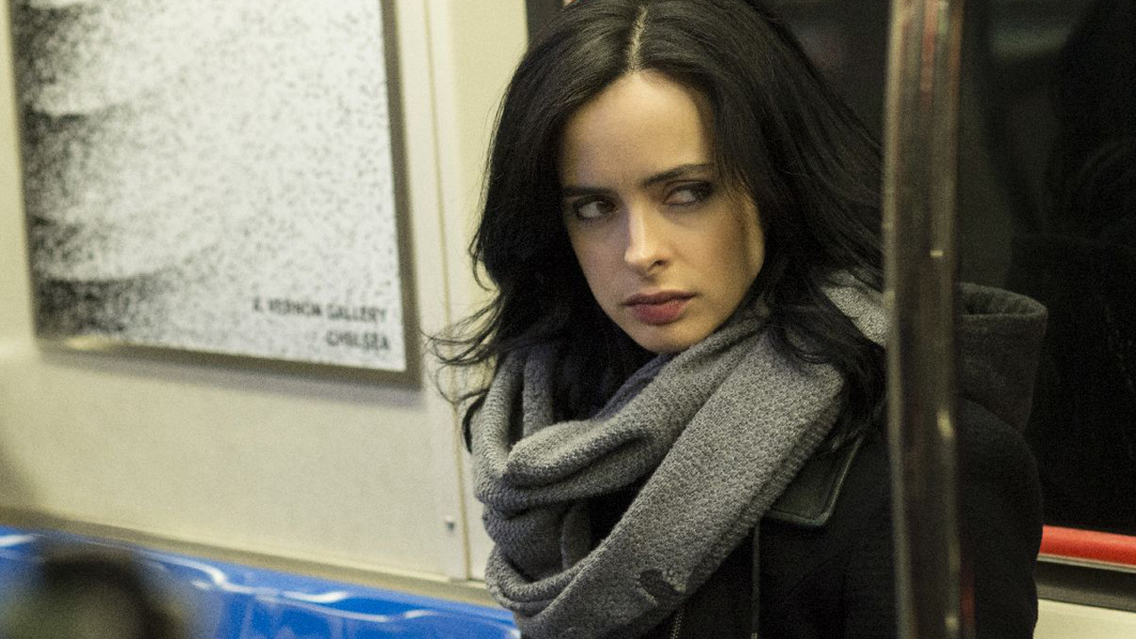 Krysten Ritter in 'Jessica Jones.' (Netflix)