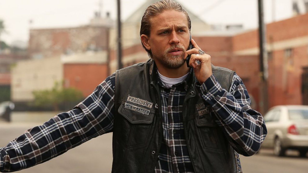 Charlie Hunnam as Jax Teller in 'Sons of Anarchy.' (Photo: FX)