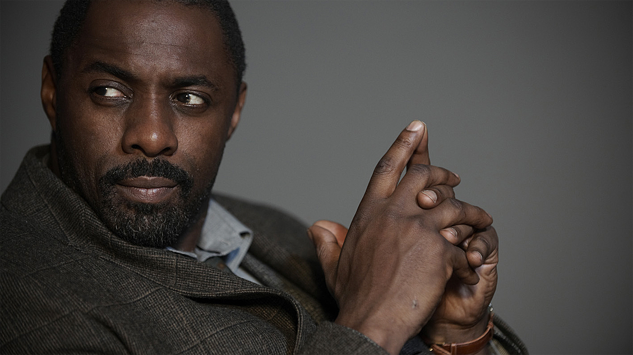Idris Elba in 'Luther' (Photo: BBC)