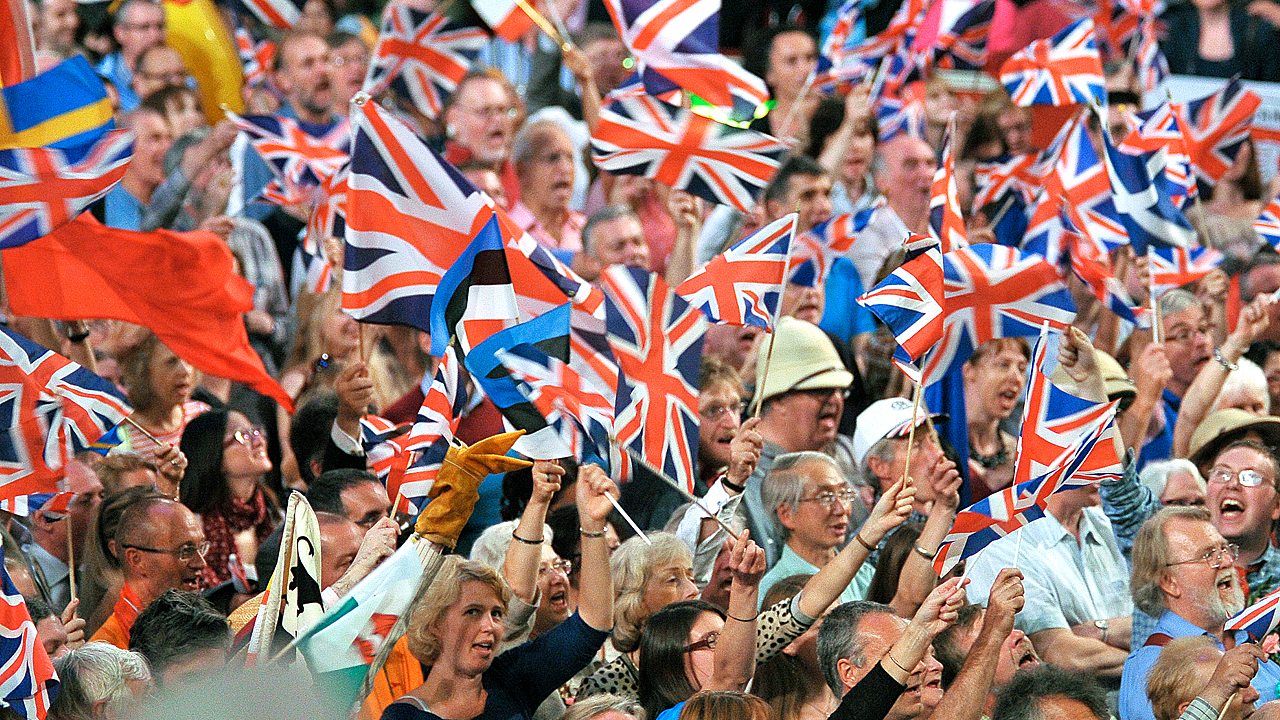 The Last Night of the Proms (Photo: BBC Music)