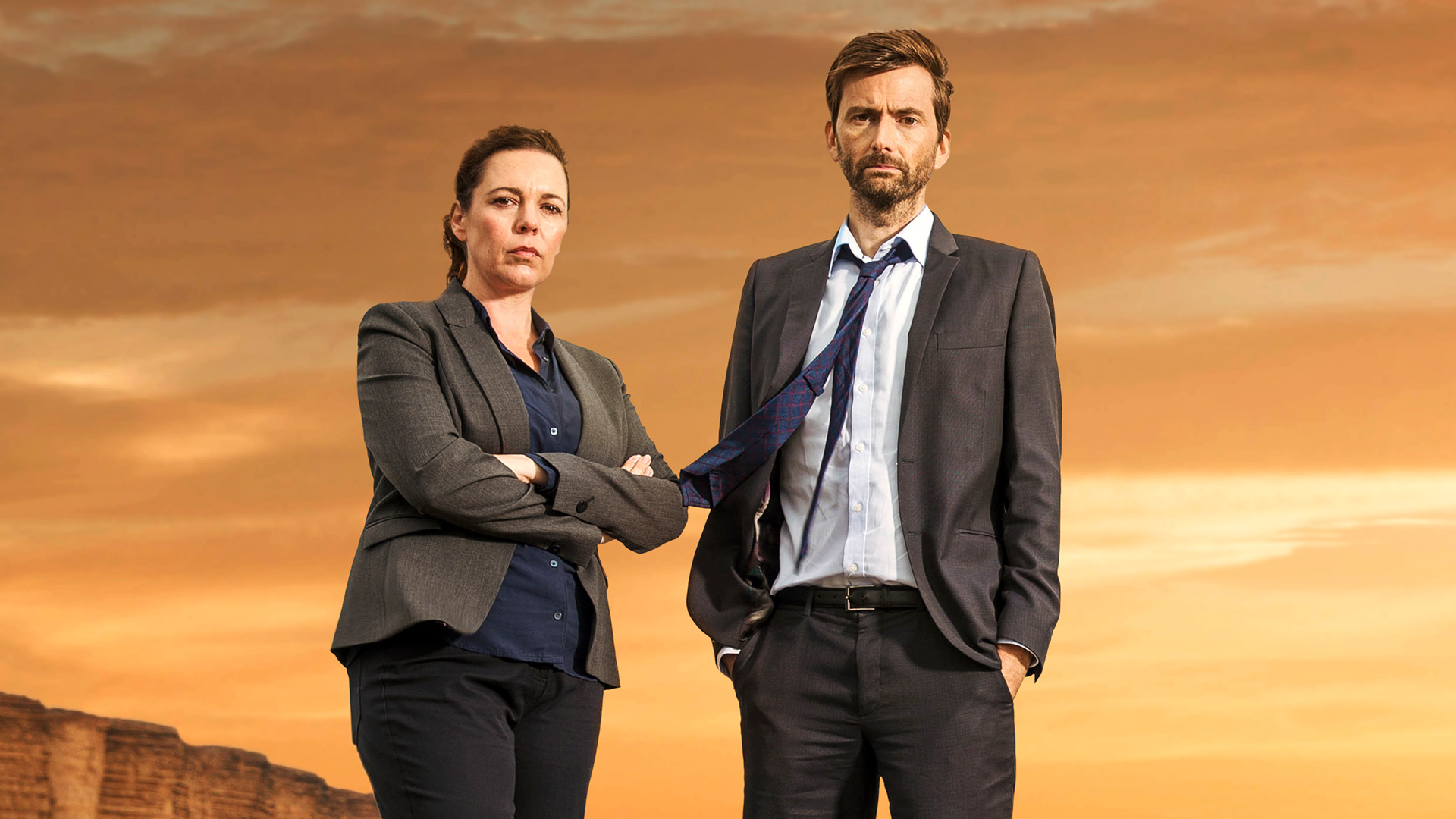 Where to Watch Broadchurch