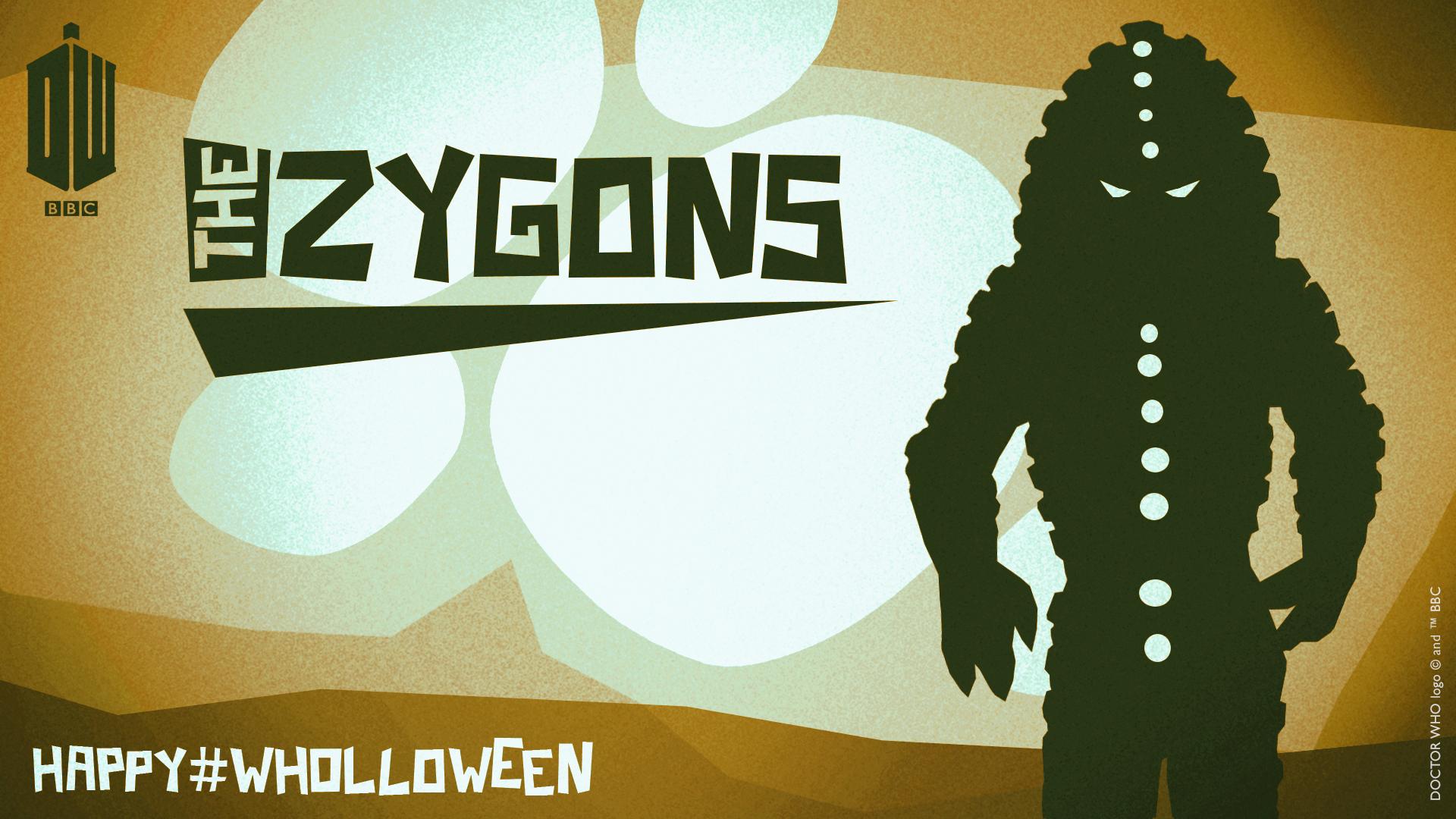 Desktop Wallpaper ZYGONS