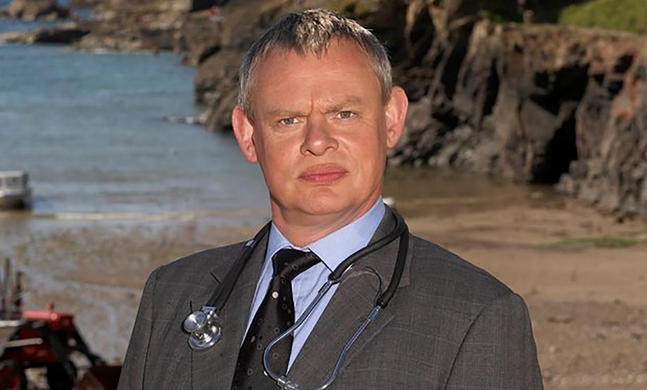 Martin Clunes stars in 'Doc Martin.' (ITV)