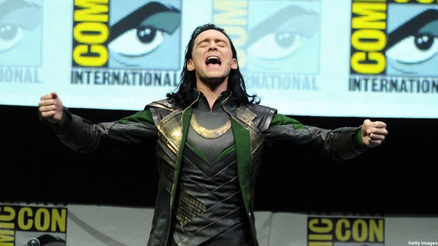 "The Marvel Studios: ""Thor: The Dark World"" And ""Captain America: The Winter Soldier"" – Comic-Con International 2013"