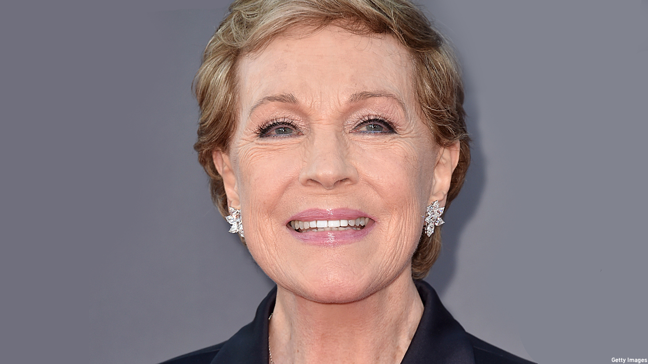 Julie Andrews (Photo: Alberto E. Rodriguez/Getty Images)