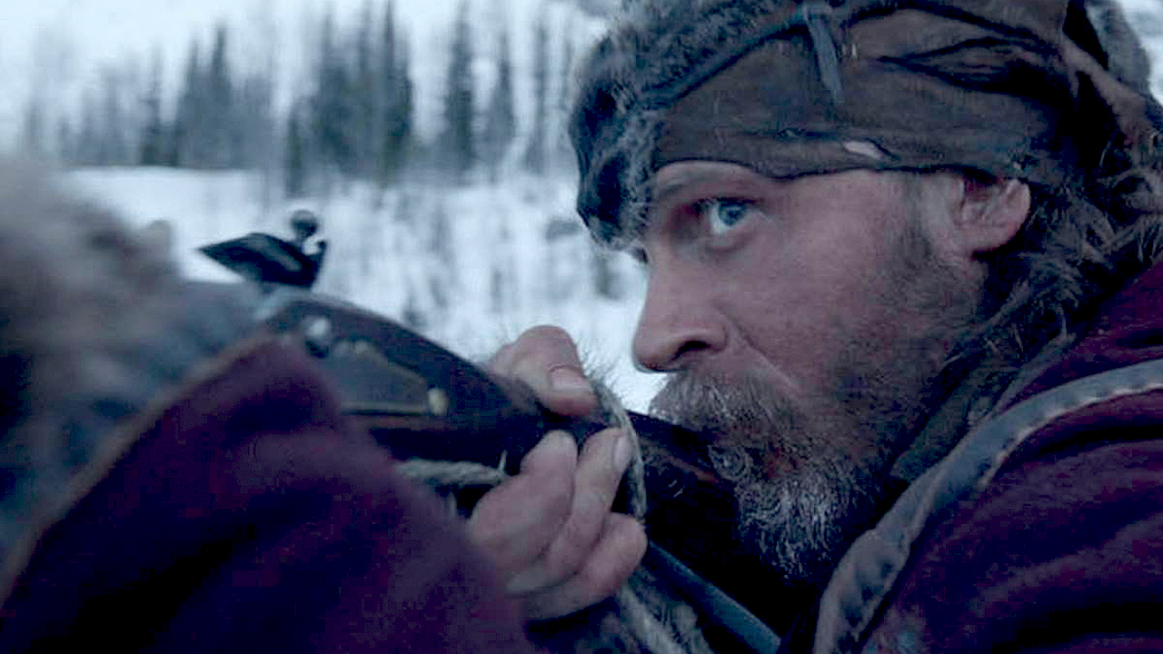 WATCH: Leonardo Dicaprio Chases Tom Hardy in 'The Revenant ...