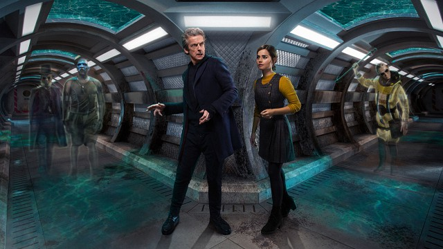 Doctor Who – 'Under The Lake' (Photo: BBC)