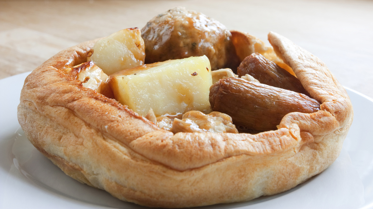 Yorkshire pudding pie base  (Photo: AP Images)