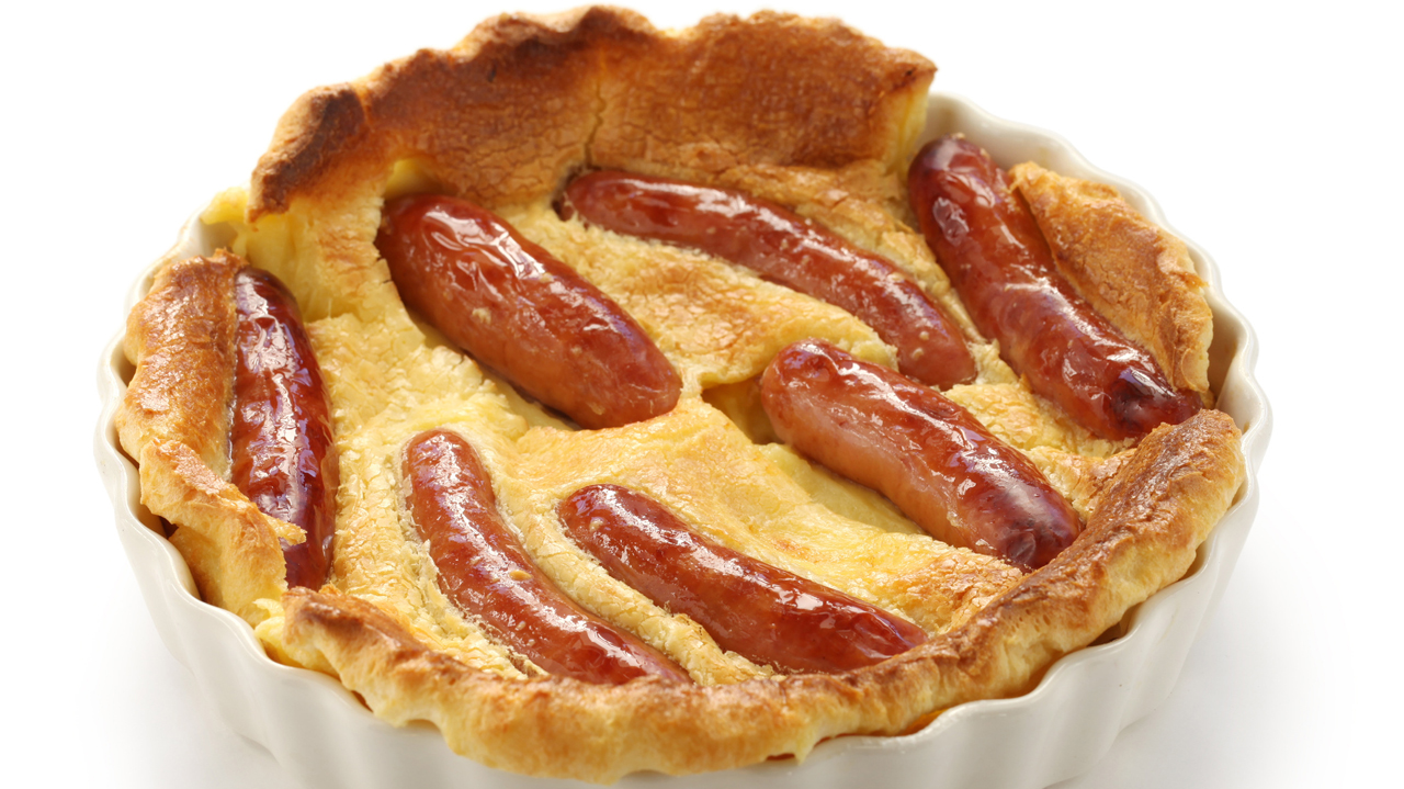 Toad in the hole  (Photo: AP Images)