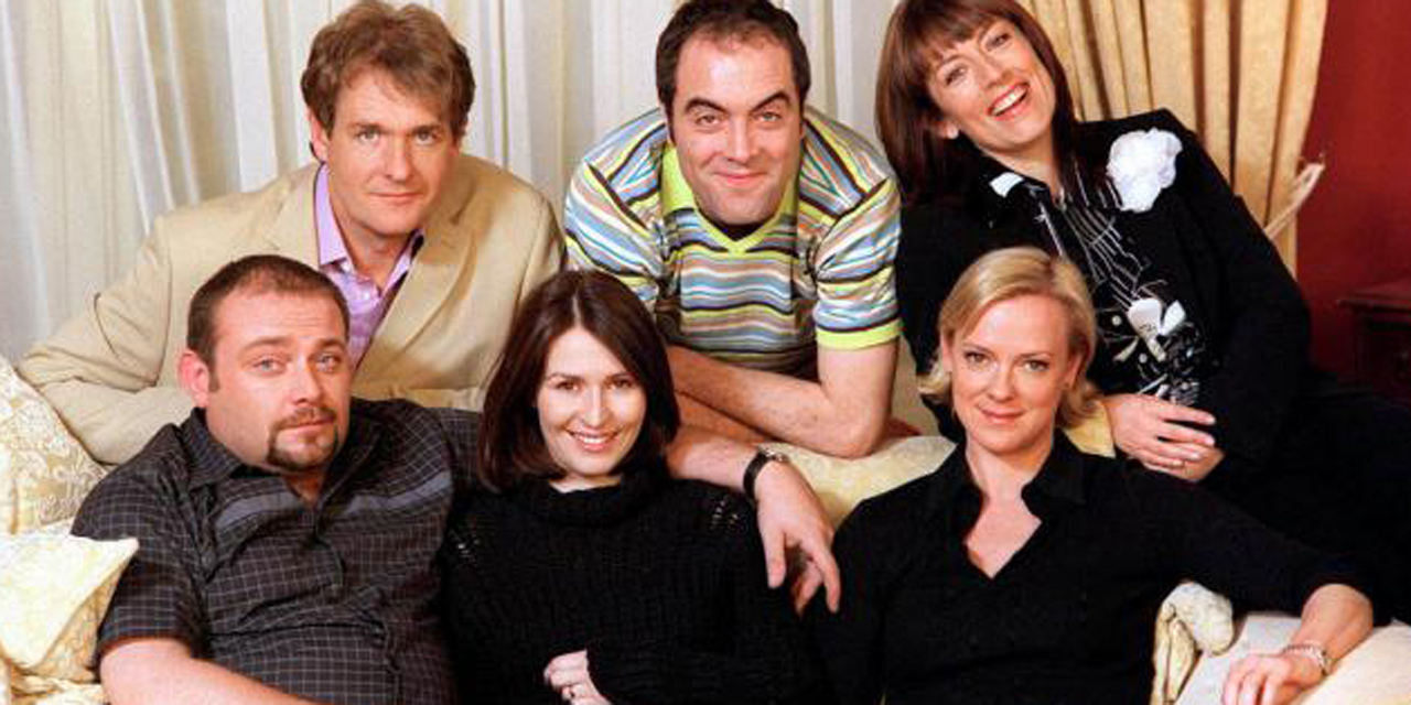 The cast of 'Cold Feet.' (ITV)
