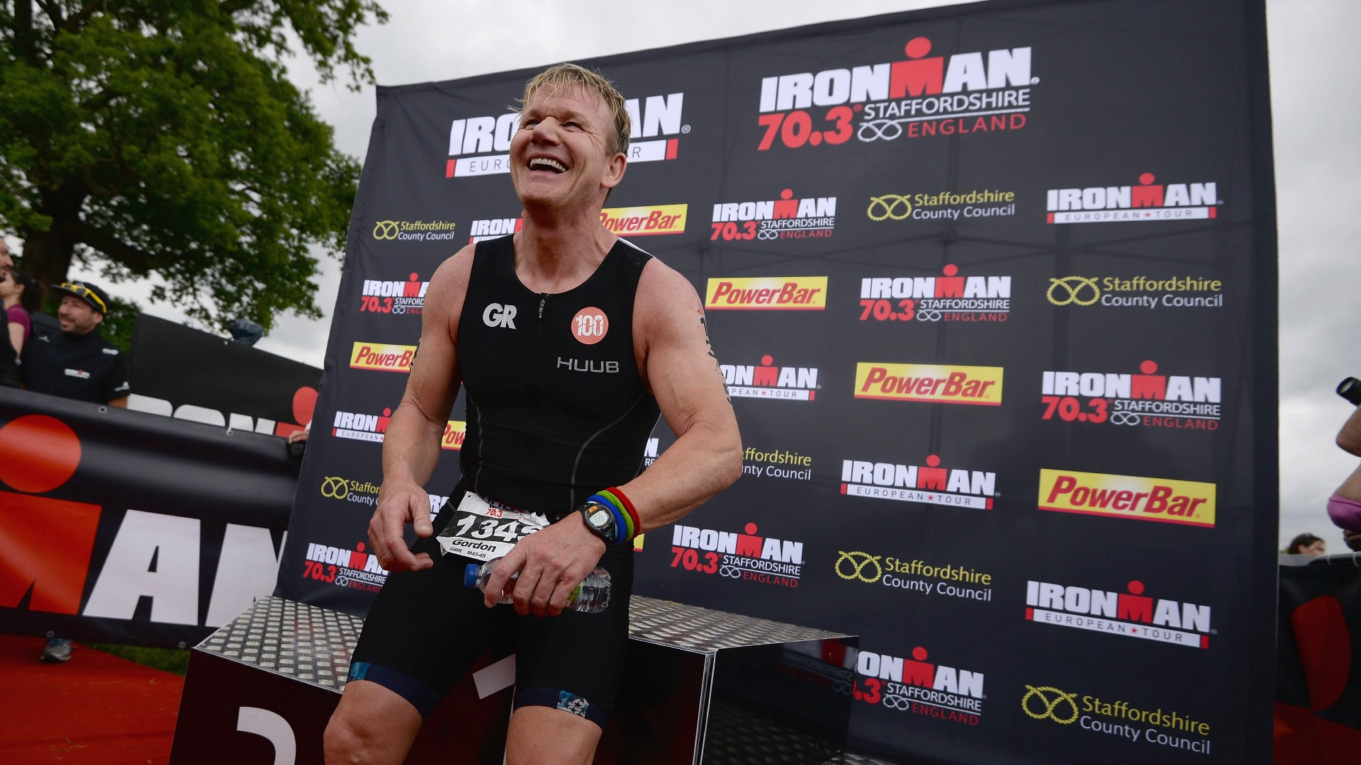 Gordon Ramsay Ironman