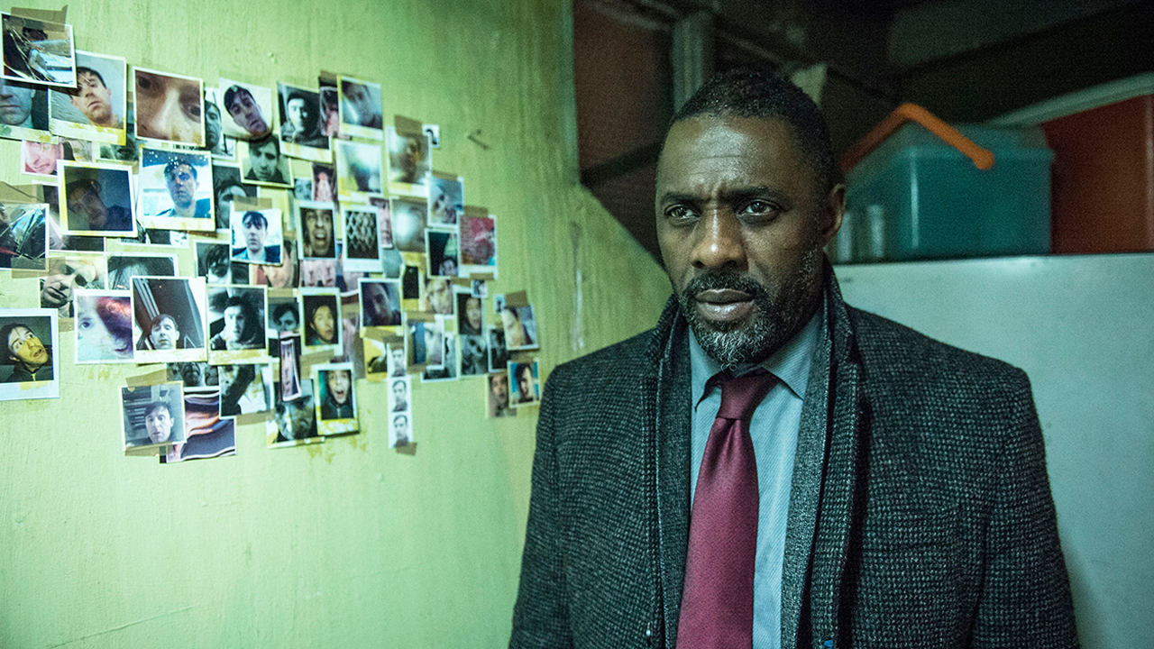 Idris Elba stars in 'Luther.' (Photo: BBCA)