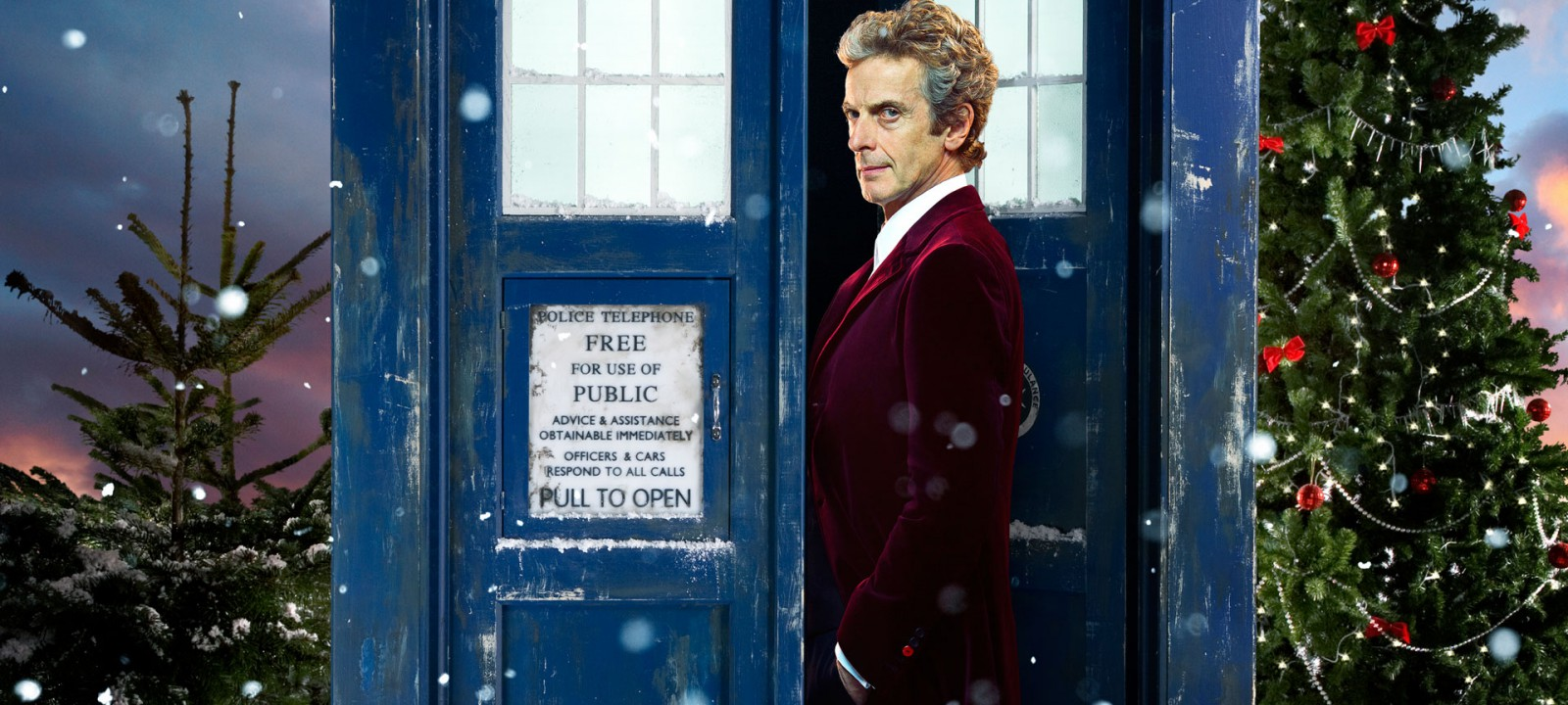 'Doctor Who' Christmas Special Coming To U.S. Cinemas