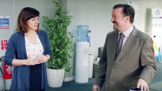 Ricky Gervais stars in 'David Brent: Life on the Road'