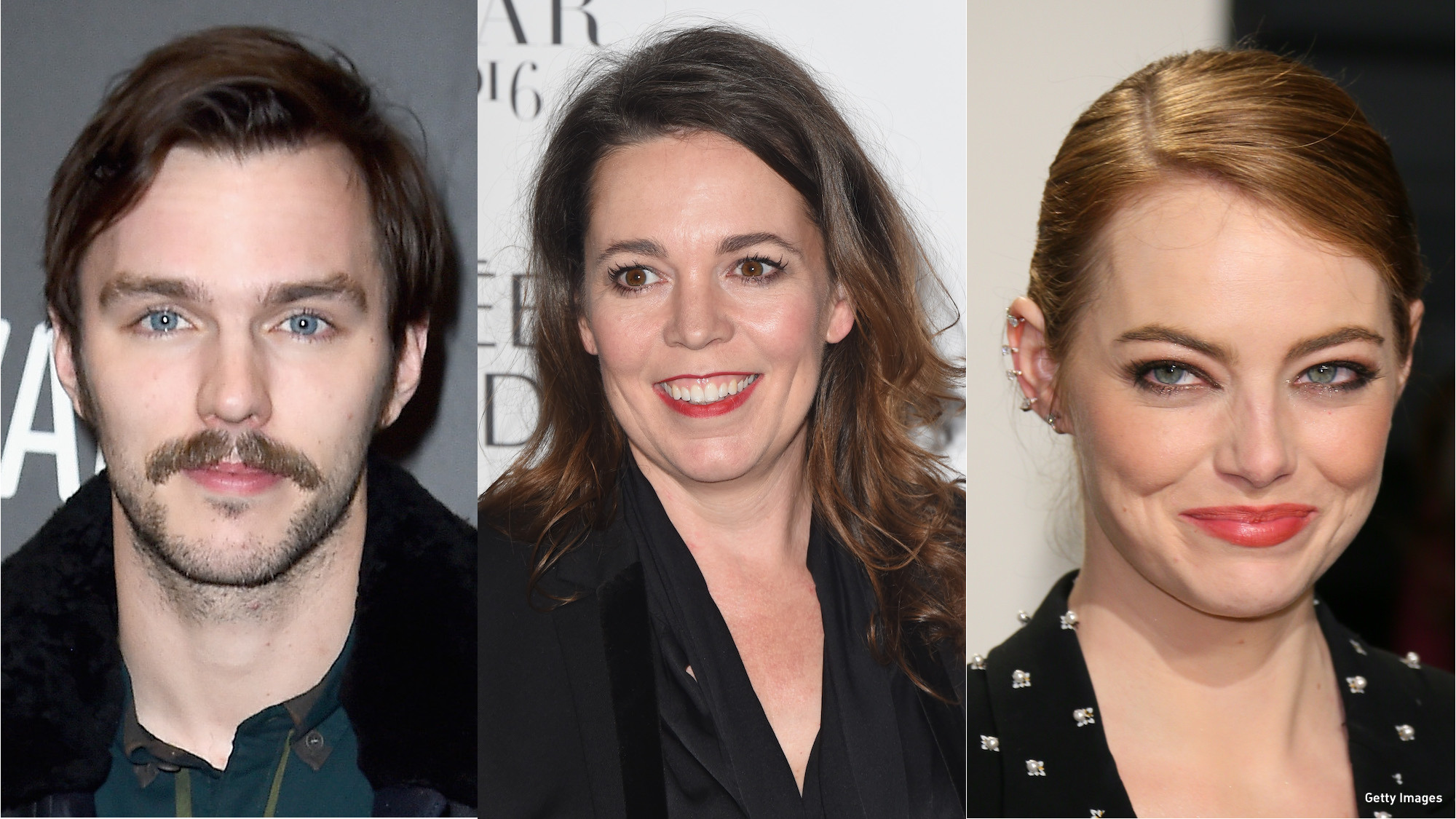 The Favourite: Nicholas Hoult Cast In 'The Favourite' With Emma Stone And