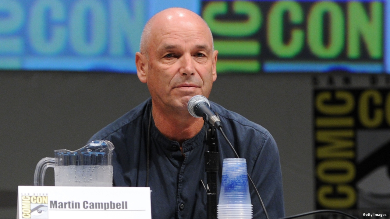 'Casino Royale' director Martin Campbell in 2010. (Pic: Kevin Winter/Getty Images)