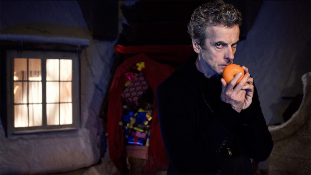 Doctor Who – 'Last Christmas' (Photo: BBC)