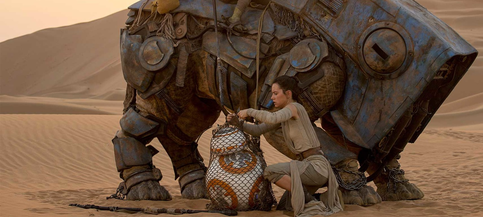 Star Wars: The Force Awakens (Photo: Lucasfilm)