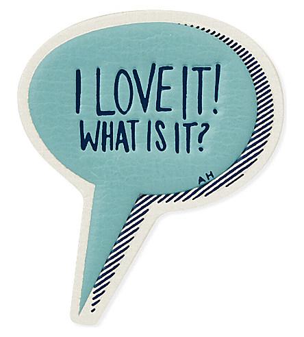 (Photo: Sticker Shop)