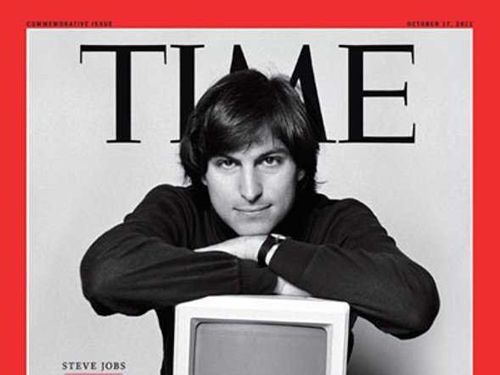 Steve Jobs (Photo: TIME)