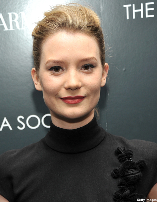 Mia Wasikowska (Photo: Getty Images)