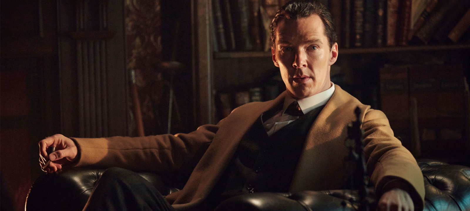 'Sherlock' – 'The Abominable Bride' (Photo: BBC)