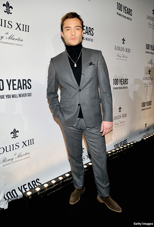 Ed Westwick (Photo: Getty Images)