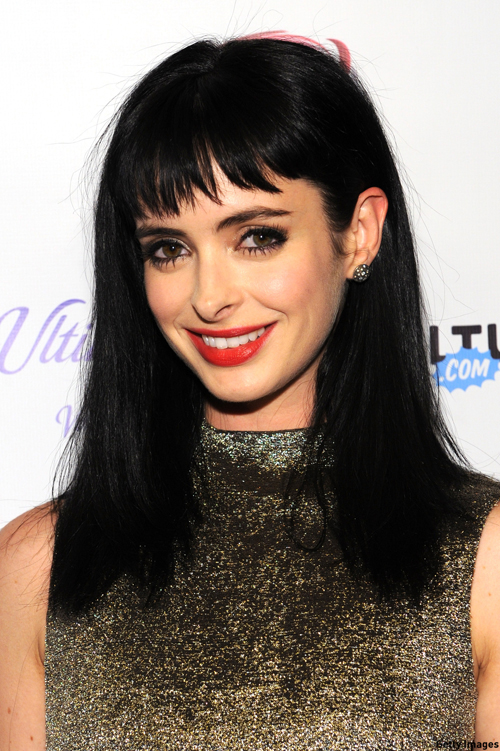 Krysten Ritter (Photo: Getty Images)