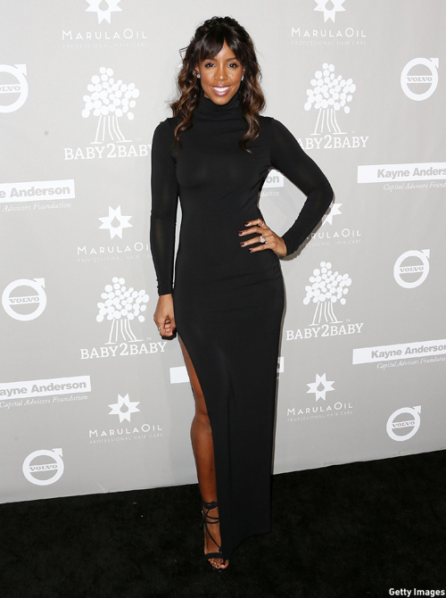 Kelly Rowland (Photo: Getty Images)