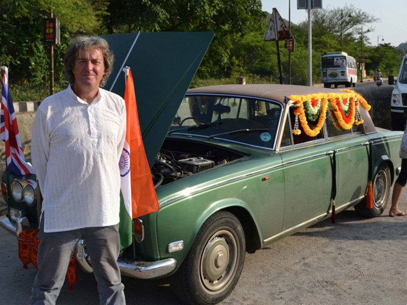 Top Gear India Special Stream