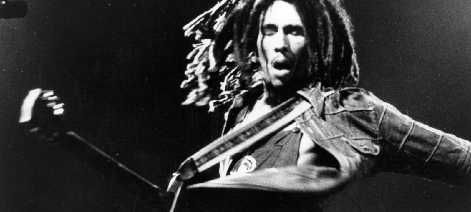 Bob Marley (Photo: Keystone/Getty Images)