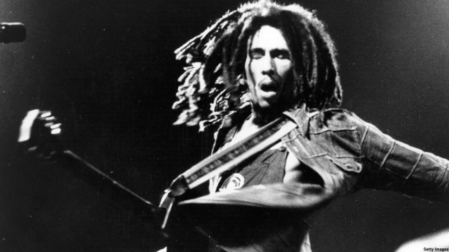 Bob Marley (Photo: Keystone/Getty Images)