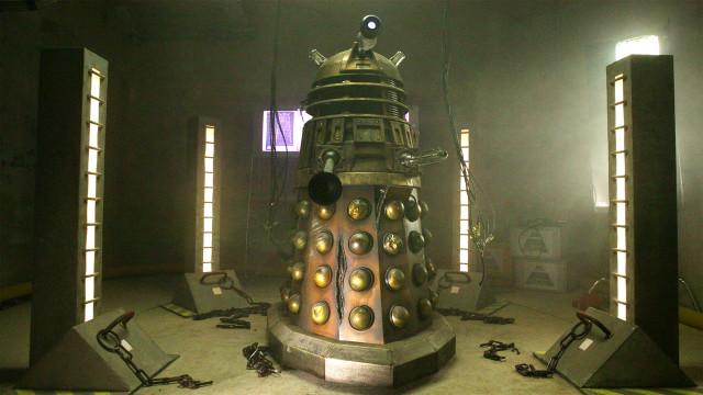 'Dalek' (Photo: BBC)