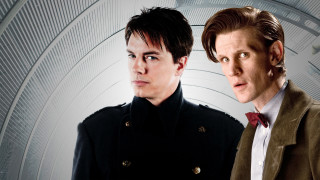 Doctor Who: Captain Jack and the Doctor (Photos: BBC)