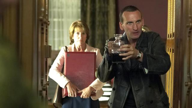 'Doctor Who' World War Three (Photo: BBC)