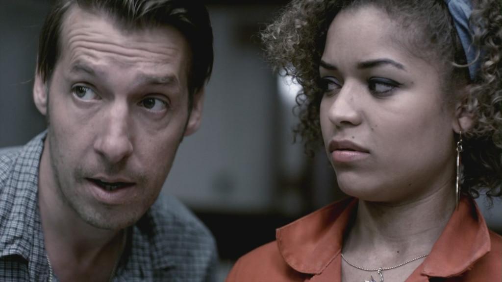 Craig Parkinson (left) on 'Misfits.' (Photo: Channel 4/Hulu)